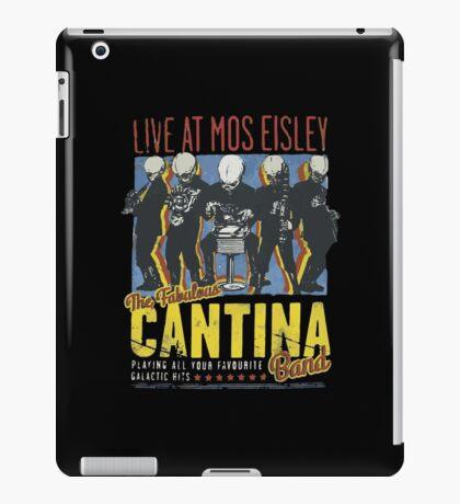 Star Wars - Cantina Band On Tour iPad Case/Skin
