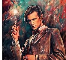 11th Doctor by caroline33099