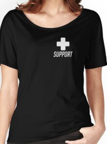 Support Player - Overwatch Women's Relaxed Fit T-Shirt
