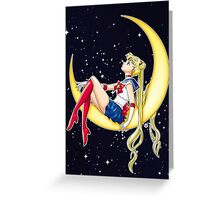 Pretty Guardian Sailor Moon Greeting Card