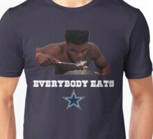 Everybody Eats Ezekiel Elliot Unisex T-Shirt