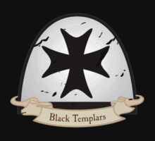 Black Templars - Chapter - Warhammer by moombax