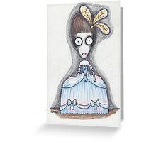 marie antoinette Greeting Card