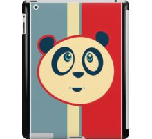 Panda Retro   iPad Case/Skin
