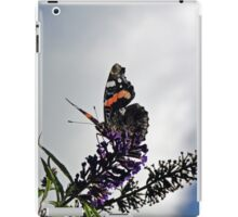Vanessa - The High Admiral iPad Case/Skin