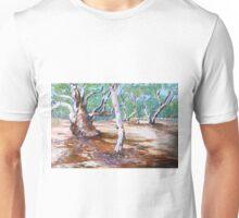 Silverton River Gums Oil  Unisex T-Shirt