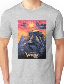 Blue Voltron Unisex T-Shirt