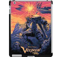 Blue Voltron iPad Case/Skin