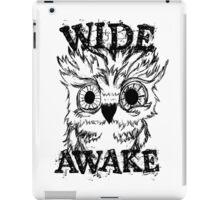 Wide Awake Owl iPad Case/Skin