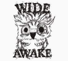 Wide Awake Owl Kids Clothes