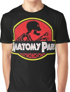 anatomy park Graphic T-Shirt