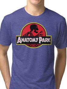 anatomy park Tri-blend T-Shirt