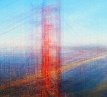 Average Golden Gate Bridge by swissdigital