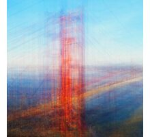 Average Golden Gate Bridge Photographic Print