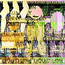 Liquid Line 16X by Joshua Bell