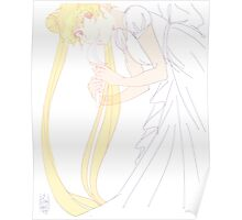 Sailor Moon, Defender of Justice! Poster
