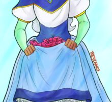 Young Princess Allura Sticker