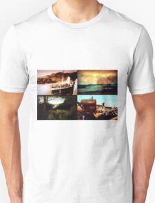 Tiled Edwardian photographs circa 1910 Unisex T-Shirt