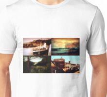 Tiled Edwardian photographs circa 1910 Unisex T-Shirt