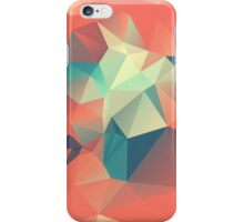 Autumn Polygon iPhone Case/Skin