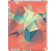 Autumn Polygon iPad Case/Skin