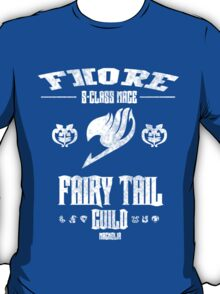 Fairy Tail Class Mage S T-Shirt