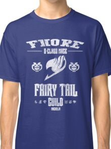 Fairy Tail Class Mage S Classic T-Shirt