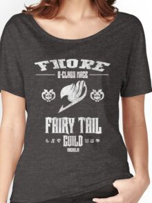 Fairy Tail Class Mage S Women's Relaxed Fit T-Shirt