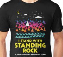 I Stand With Standing Rock Shirt / Standing Rock Shirt Unisex T-Shirt