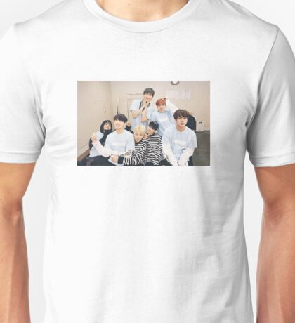 BTS Group v2 Unisex T-Shirt