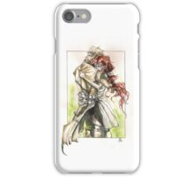 Becky and Crane iPhone Case/Skin