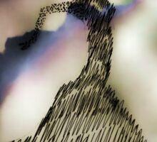 Dancer in the dark Sticker