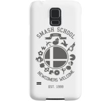 Smash School Newcomer (Grey) Samsung Galaxy Case/Skin