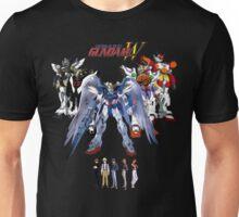 Gundam Wing  Unisex T-Shirt