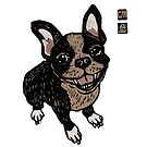 French Bulldog in other colours by genevievem