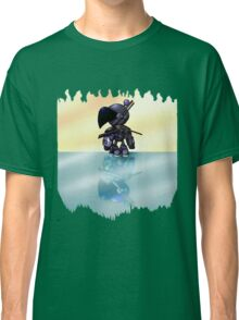 Bulzeeb/Regulus Fire And Ice Reflections (UNOFFICIAL Bomberman) Classic T-Shirt