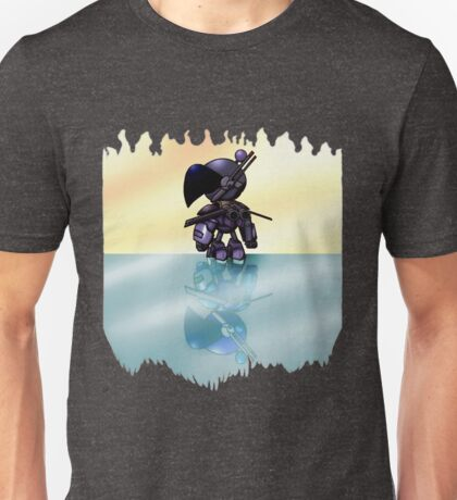 Bulzeeb/Regulus Fire And Ice Reflections (UNOFFICIAL Bomberman) Unisex T-Shirt