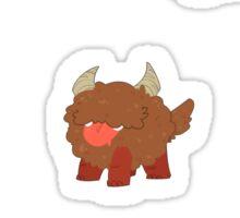 Chesta Chesta Sticker