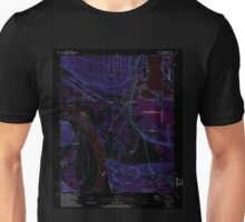 USGS TOPO Map Arkansas AR Mayflower 259044 1987 24000 Inverted Unisex T-Shirt