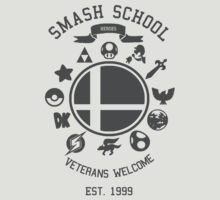Smash School Veteran Class (Grey) by Nguyen013