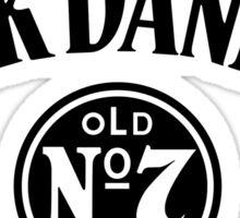 Jack Daniels Sticker