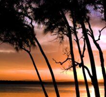 Sunset Point 1 Sticker