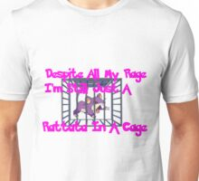 Rattata In a Cage Unisex T-Shirt