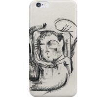 Toad and friend iPhone Case/Skin