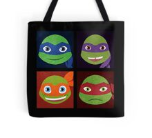 Turtle Bunch Tote Bag