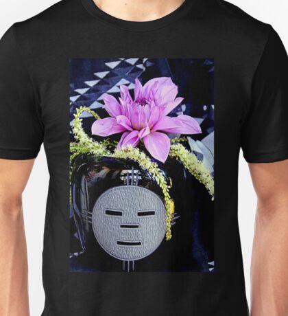 Emoji Vase - Last Of The Dahlias Unisex T-Shirt