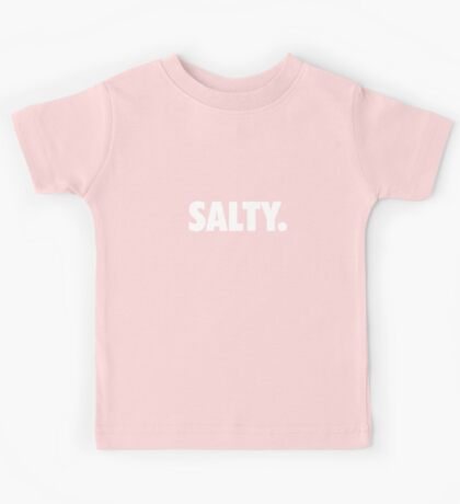 Salty. Kids Tee
