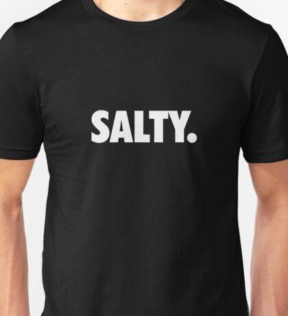 Salty. Unisex T-Shirt