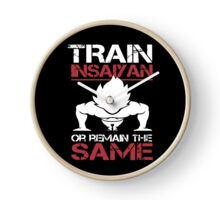 Train Insaiyan or Remain The Same (Only Last 12 Hours Left) Clock