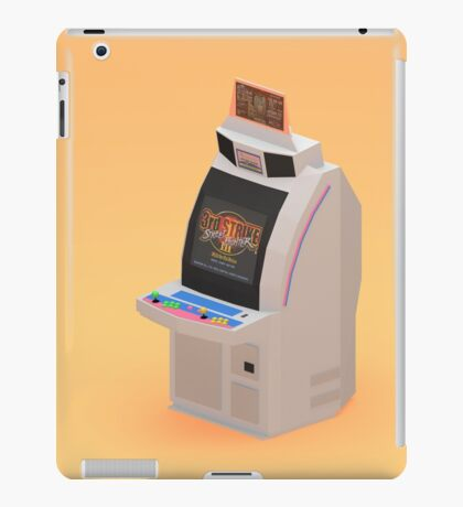 Capcom Impress iPad Case/Skin